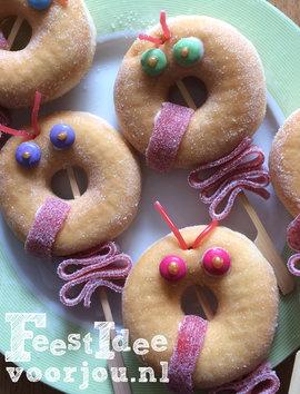 donut versieren