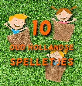 Oud Hollandse Spelletjes