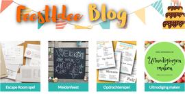 Een blog vol FeestIdeeën
