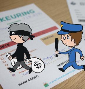 Politie spelletjes