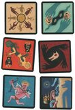 kaarten Weerwolven van Wakkerdam