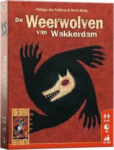 Weerwolven van Wakkerdam kaartspel